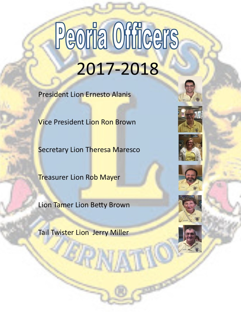 Officers 2017-18